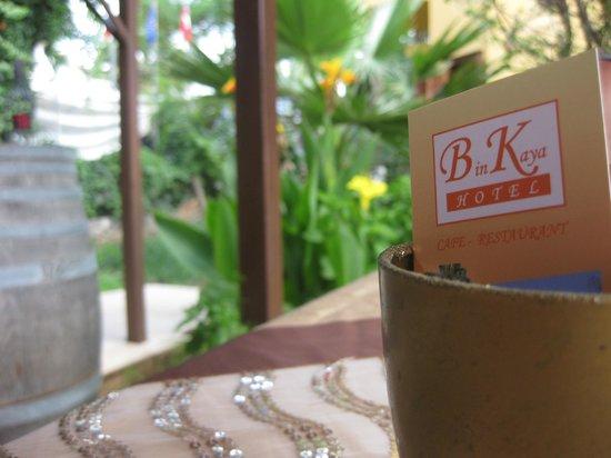 BinKaya Hotel:                                     .