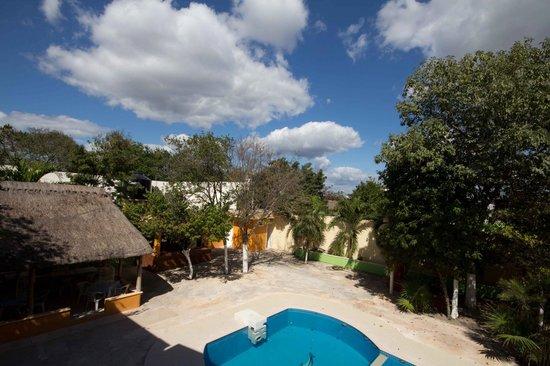 Hacienda del Sol: garden