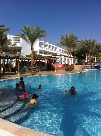 Jaz Fanara Resort & Residence:                                                                                           piscin