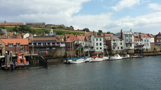 The Prospect of Whitby:                   Beautiful Whitby!