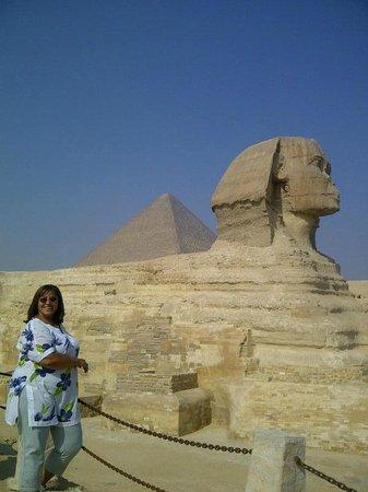 Ramses Hilton:                   vista de una de las 7 maravillas del mundo!!!
