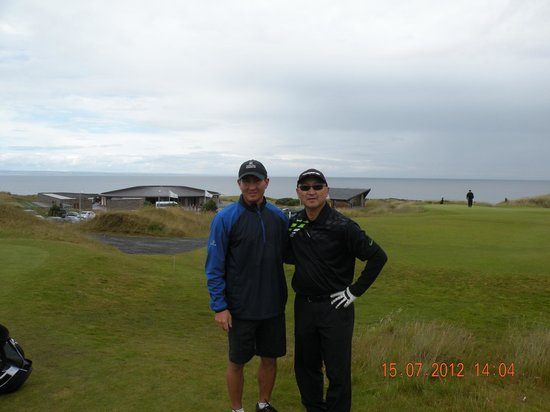 The Castle Course at St. Andrews Links:                   Spectacular Golf and Scenery