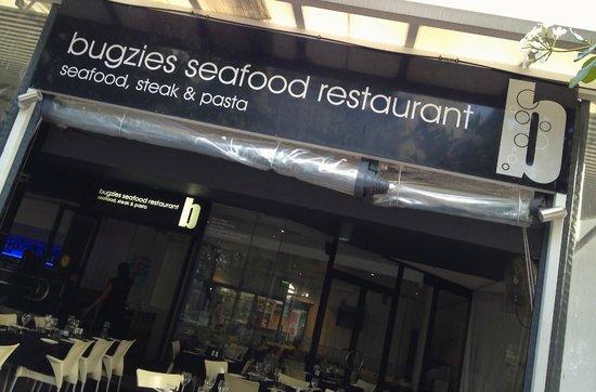 Bugzies Seafood Restaurant:                   Bugzies