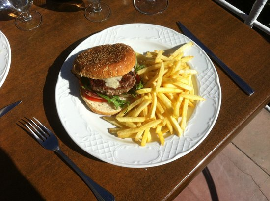 Portofino:                   Hamburger