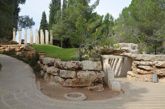 Il giardino dei giusti foto di monumento in memoria dell 39 olocausto yad vashem gerusalemme - Il giardino dei giusti ...