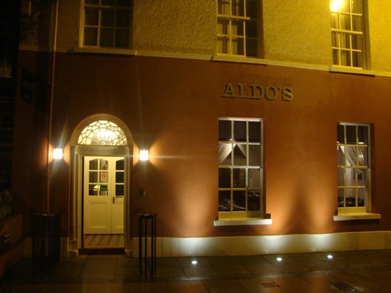 Ardglass, UK: Aldo's