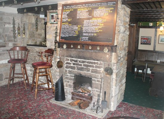 Milecastle Inn: Inside