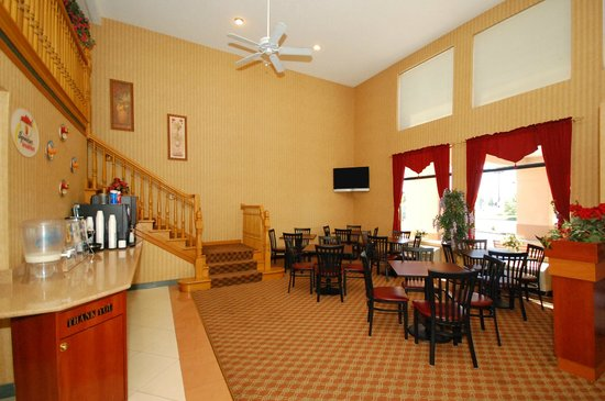 Super 8 Troy IL/St. Louis Area: BREAKFAST AREA