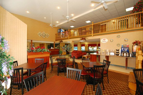 Super 8 Troy IL/St. Louis Area : BREAKFAST AREA