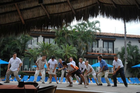 Hacienda Buenaventura Hotel & Mexican Charm All Inclusive:                                                       Management at The Hacienda