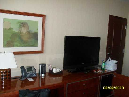 Wind Creek Casino & Hotel, Atmore:                                                       Nice TV!!
