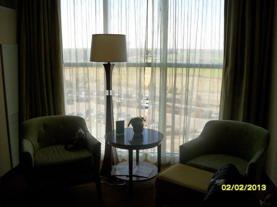 Wind Creek Casino & Hotel, Atmore:                                                       Nice lounge chairs/area!!