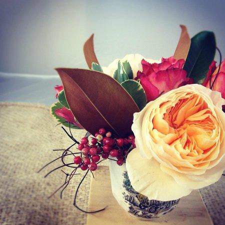 Passionflower Design: Simple arrangement