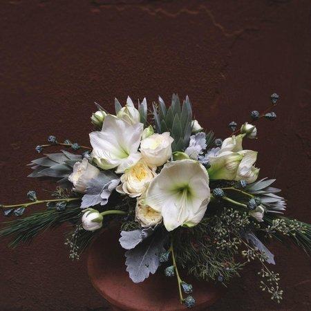 Passionflower Design: Whites