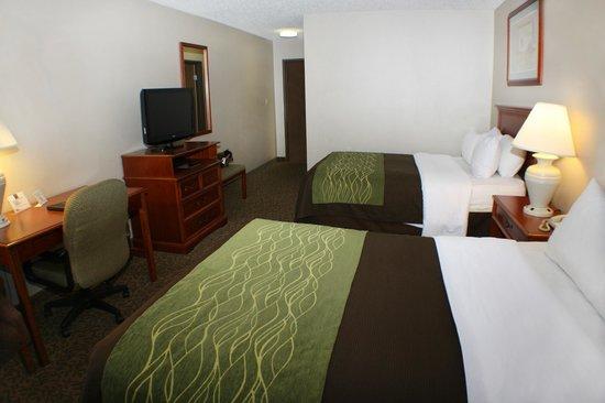 Comfort Inn Buffalo Bill Village: Double Room