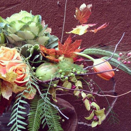 Eugene, OR: Fall arrangement