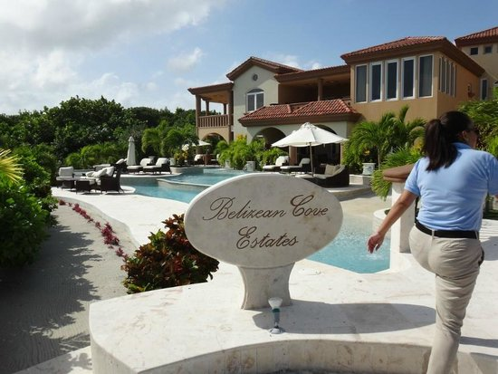 貝里斯灣飯店照片