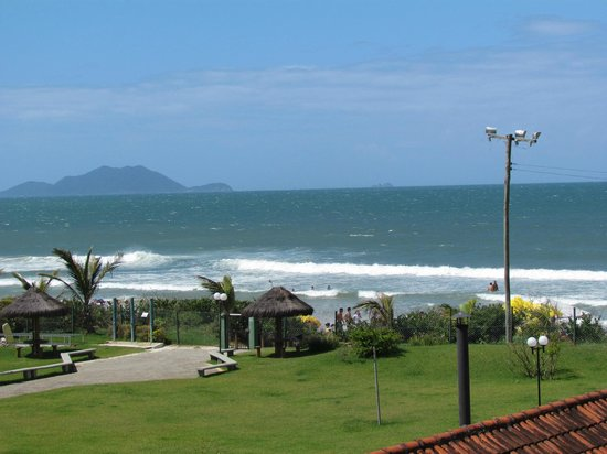 Costa Norte Ingleses Hotel:                   A vista