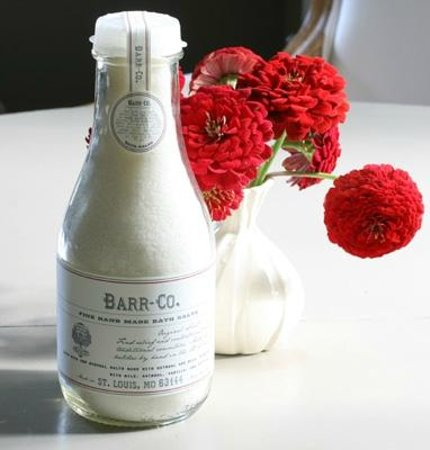 Passionflower Design: Barr-Co. Body Care
