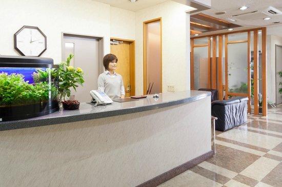 Taga Station Hotel