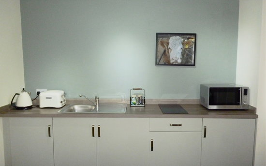 Norbin Farm: Well equipped Kitchenette