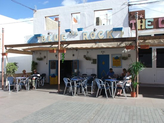 ‪Blue Rock Bar - Corralejo‬