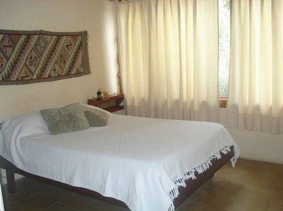Cabanas Cerro Amigo: Dormitorio