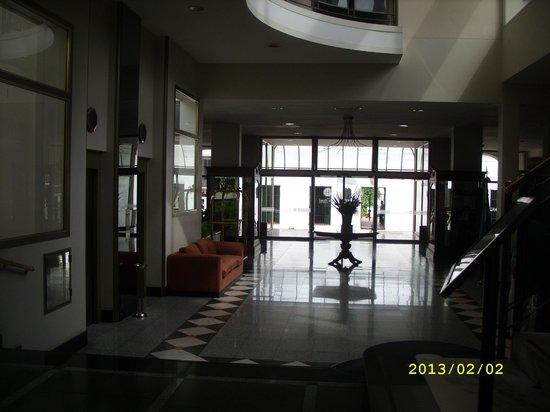 San Nicolas Plaza Hotel: Lobby