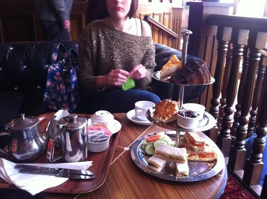 Afternoon Tea Picture Of Bosworth Hall Hotel Amp Spa