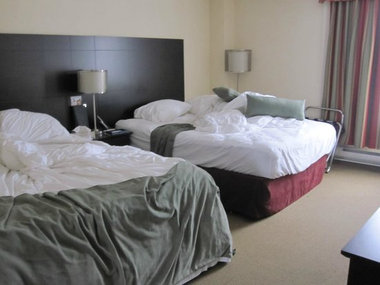 Delta Sherbrooke Hotel and Conference Center: Comfortable beds