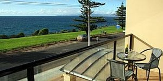 Kangaroo Island Seafront: View from Seafront room