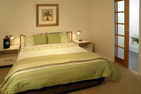 Kangaroo Island Seafront: Garden Villa bedroom