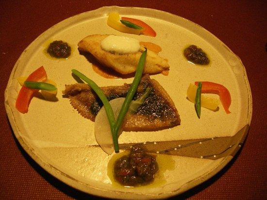 Kashikukorudonburu :                                     The fish dish, two ways