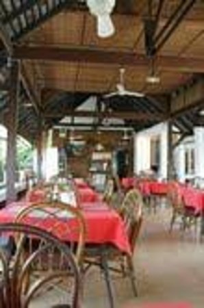 Galare Guest House:                                     restaurant