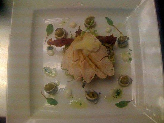 The Manor Park Hotel: chicken flash