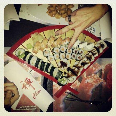 Chan Sushi Bar: Maki mix