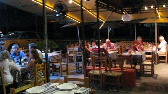 Sonora al Sur:                   outdoor seating