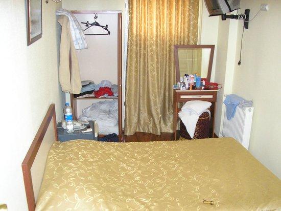 ميدوسا هوتل - بوتيك كلاس:                   quarto que me hospedei.                 