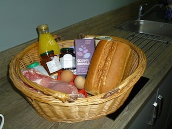 Norbin Farm: Breakfast Hamper