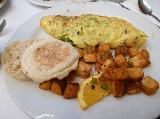 Oyster Bay Seafood LLC: Vegas omelet
