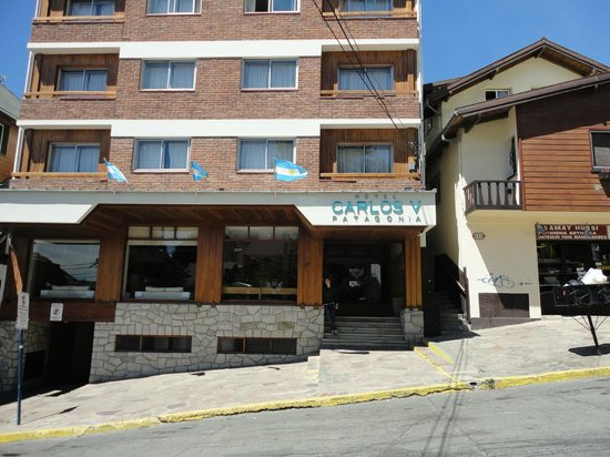 Hotel Carlos V Patagonia Bariloche :                   Hotel Carlos V Patagonia