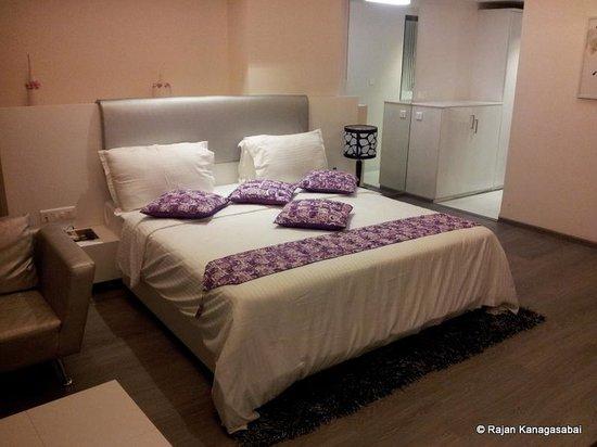 Vijay Park inn: The Trendy Suite