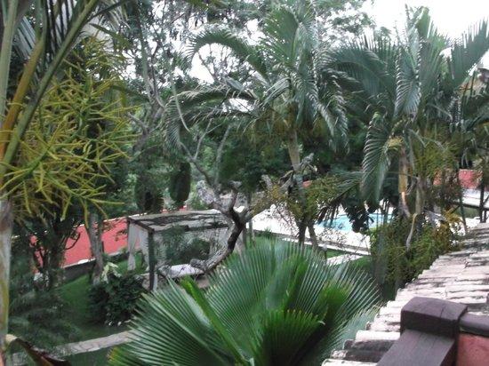 Ilanga Pousada Buzios:                   Balcony view