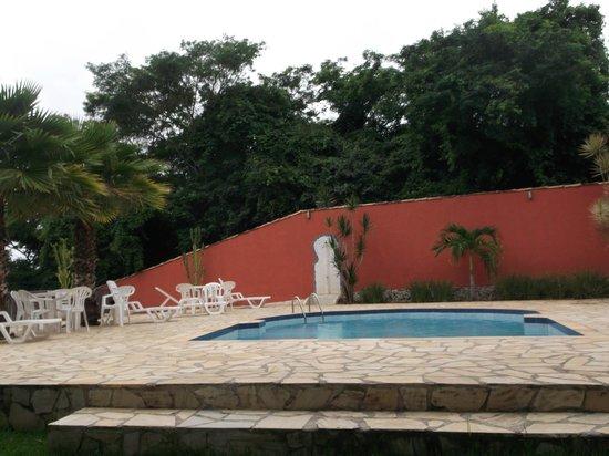Ilanga Pousada Buzios:                   Pool area