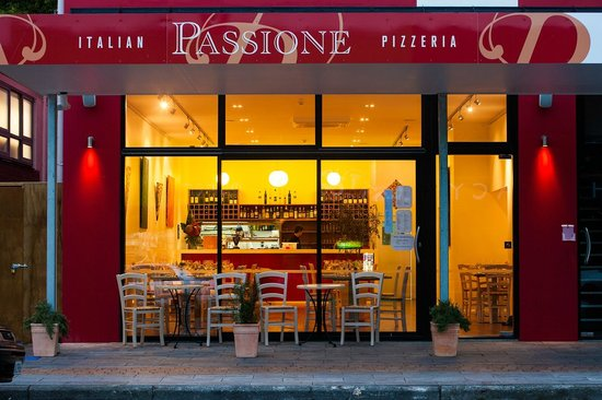 Home of the restaurant foto di passione italian - Home restaurant normativa ...