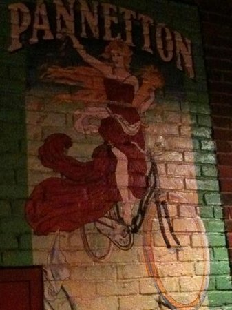 Marietta Brewing Company:                   check out the murals