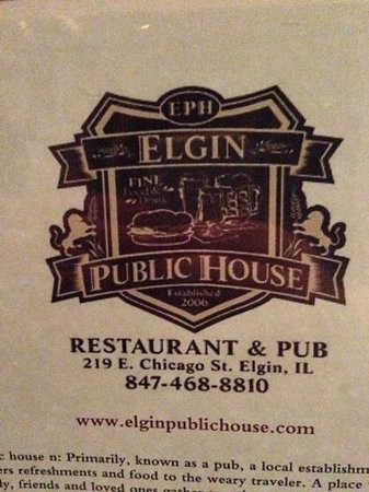 Elgin Public House