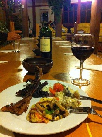 Restaurant Nido del Condor
