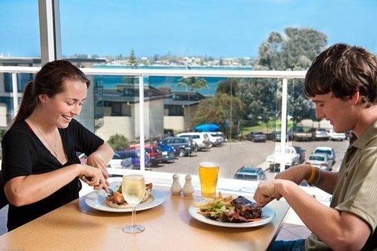 Merimbula RSL Club: Coral sea dining