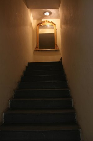 Hotel Khasa Kothi: Way to Rooms